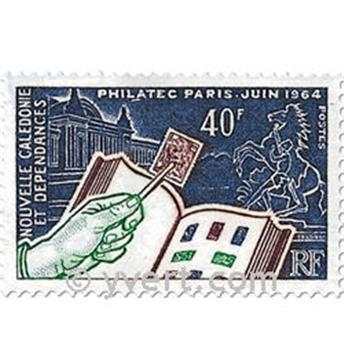 n° 325 -  Timbre Nelle-Calédonie Poste