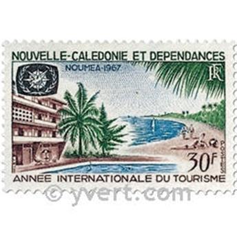 n.o 339 -  Sello Nueva Caledonia Correos