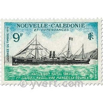 n.o 366 -  Sello Nueva Caledonia Correos