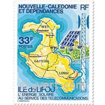 n.o 424 -  Sello Nueva Caledonia Correos