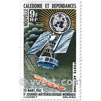 n° 79 -  Selo Nova Caledónia Correio aéreo