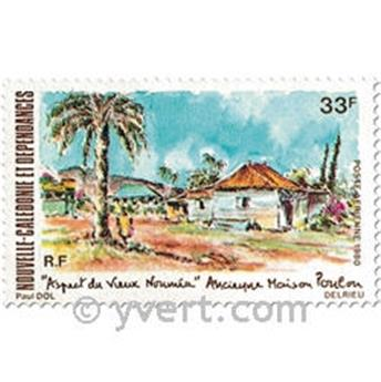 nr. 207 -  Stamp New Caledonia Air Mail