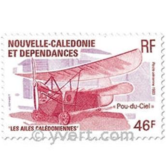nr. 230/231 -  Stamp New Caledonia Air Mail