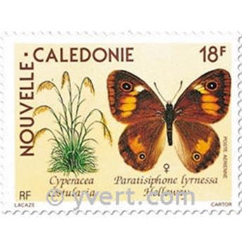 nr. 265/266 -  Stamp New Caledonia Air Mail