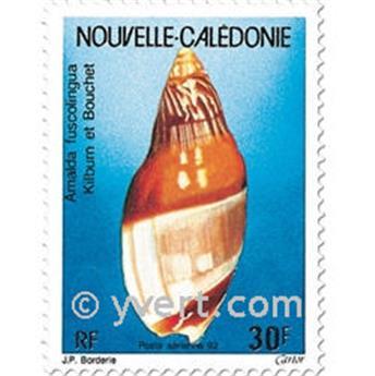 n° 290/291 -  Timbre Nelle-Calédonie Poste aérienne