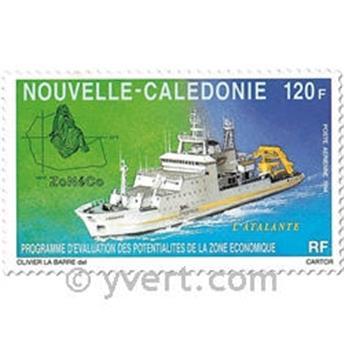n.o 321 -  Sello Nueva Caledonia Correo aéreo