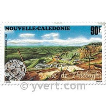 n° 326 -  Timbre Nelle-Calédonie Poste aérienne