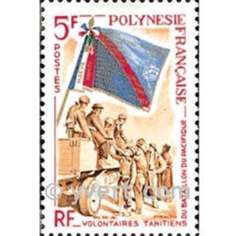 n° 29 -  Selo Polinésia Correios