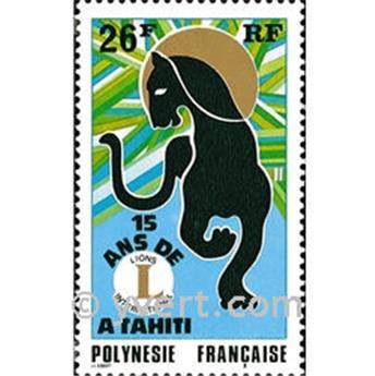 n° 104 -  Timbre Polynésie Poste