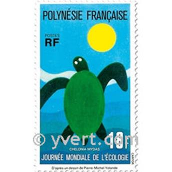 n° 108/109 -  Timbre Polynésie Poste