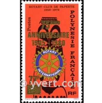 n° 146 -  Timbre Polynésie Poste