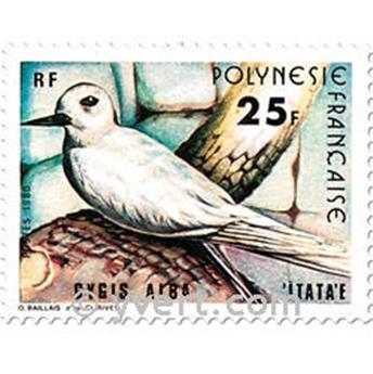 n° 156/158 -  Timbre Polynésie Poste