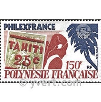 n° 180 -  Timbre Polynésie Poste