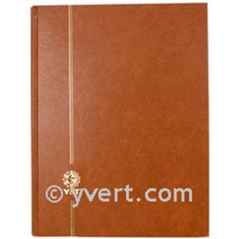 PERFECTA: Luxe cuero-Páginas negras-32 págs.