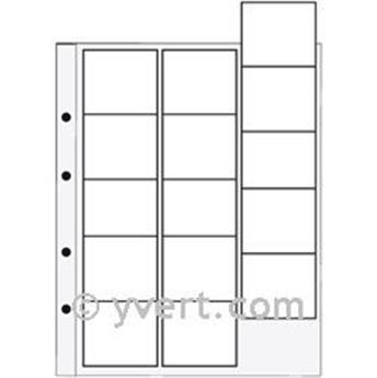 Recargas ´CARAVELLE/GALION´: 15 compartimentos