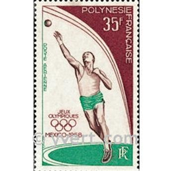 nr. 26 -  Stamp Polynesia Air Mail