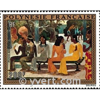 n° 75 -  Timbre Polynésie Poste aérienne
