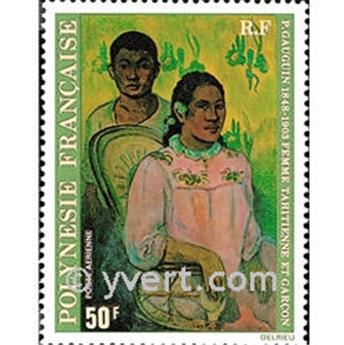 n° 135 -  Timbre Polynésie Poste aérienne