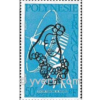 nr. 140 -  Stamp Polynesia Air Mail