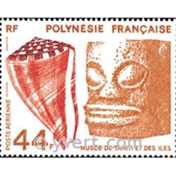 n.o 146 -  Sello Polinesia Correo aéreo