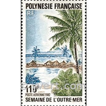 n° 169 -  Timbre Polynésie Poste aérienne