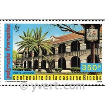 n.o 196 -  Sello Polinesia Correo aéreo
