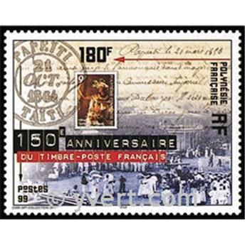 n° 24 -  Timbre Polynésie Bloc et feuillets