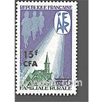 n° 396 -  Timbre Réunion Poste