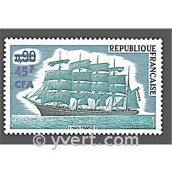 n° 415 -  Timbre Réunion Poste