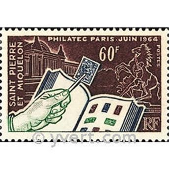 n° 371 -  Timbre Saint-Pierre et Miquelon Poste