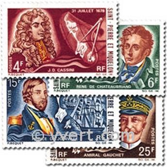 nr. 380/383 -  Stamp Saint-Pierre et Miquelon Mail