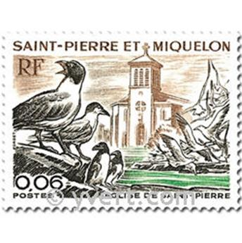 n.o 438/440 -  Sello San Pedro y Miquelón Correos