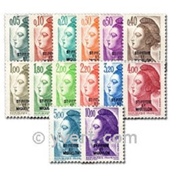 nr. 455/469 -  Stamp Saint-Pierre et Miquelon Mail