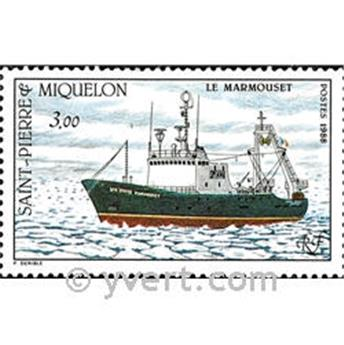 n° 493 -  Selo São Pedro e Miquelão Correios