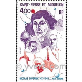 n° 59 -  Selo São Pedro e Miquelão Correio aéreo