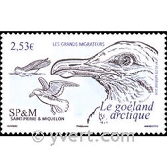 n.o 86 -  Sello San Pedro y Miquelón Correo aéreo