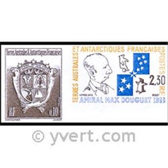 n.o 2-CP -  Sello Tierras Australes y Antárticas Francesas Enteros postales