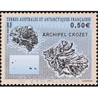 n.o 13 -  Sello Tierras Australes y Antárticas Francesas Bloque y hojitas