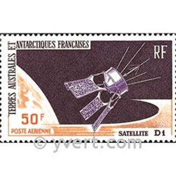 n.o 12 -  Sello Tierras Australes y Antárticas Francesas Correo aéreo