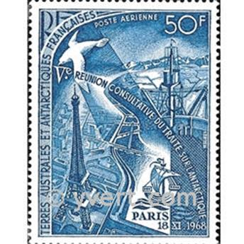 nr. 18 -  Stamp French Southern Territories Air Mail