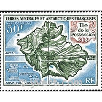 n.o 23 -  Sello Tierras Australes y Antárticas Francesas Correo aéreo