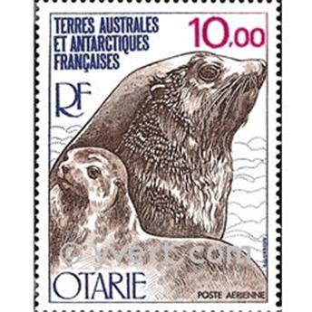 n.o 48 -  Sello Tierras Australes y Antárticas Francesas Correo aéreo