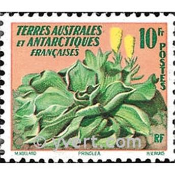 n.o 11 -  Sello Tierras Australes y Antárticas Francesas Correos
