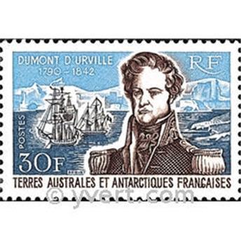 n.o 25 -  Sello Tierras Australes y Antárticas Francesas Correos