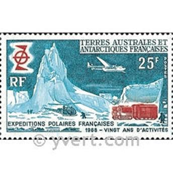 n.o 31 -  Sello Tierras Australes y Antárticas Francesas Correos