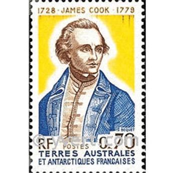 n.o 63 -  Sello Tierras Australes y Antárticas Francesas Correos
