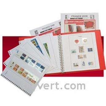 PERSONALIZED STAMPS SC : 2006 (sets with mounts)