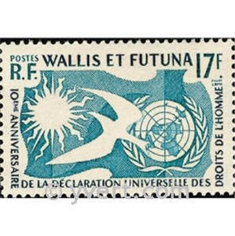 n° 160 -  Selo Wallis e Futuna Correios