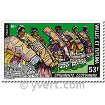 n° 221/223  -  Selo Wallis e Futuna Correios