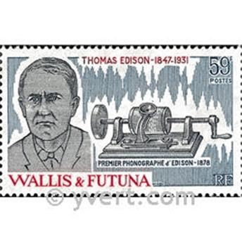 n.o 275 -  Sello Wallis y Futuna Correos